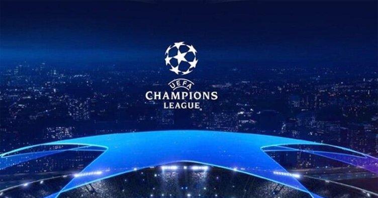 Şampiyonlar Ligi'nde play--off turu başladı!