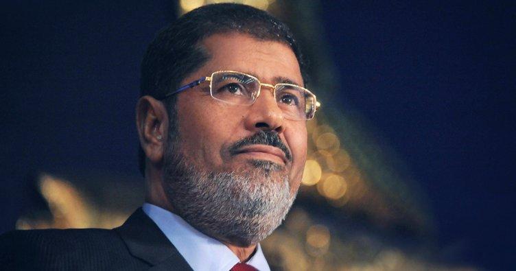 Mursi'ye 4 yıl aradan sonra ilk ziyaret!