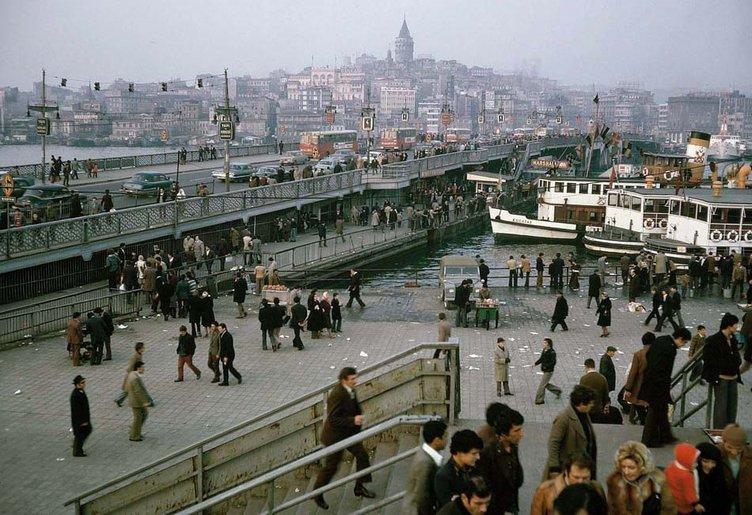 Japon seyyah gözüyle İstanbul - 1976