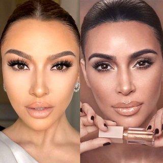 Hadise, sosyal medyadaki paylaşımıyla Kim Kardashian'a benzetildi