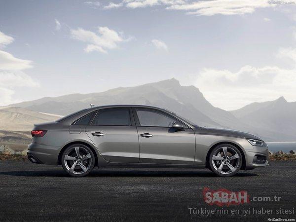 2020 Audi A4 serisi tanıtıldı! Yeni Audi A4 ailesinin özellikleri nedir?