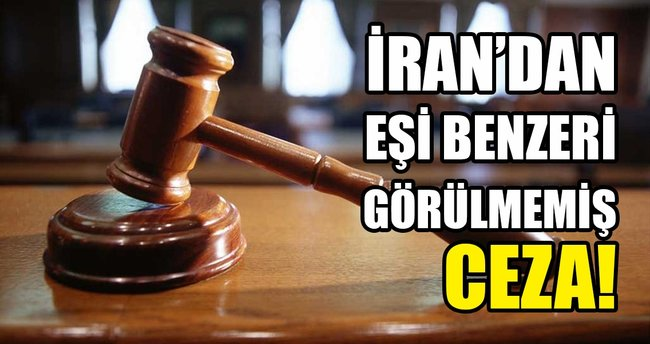 İran'da Kızıl Çarşamba'yı kutlayanlara sokak süpürme cezası