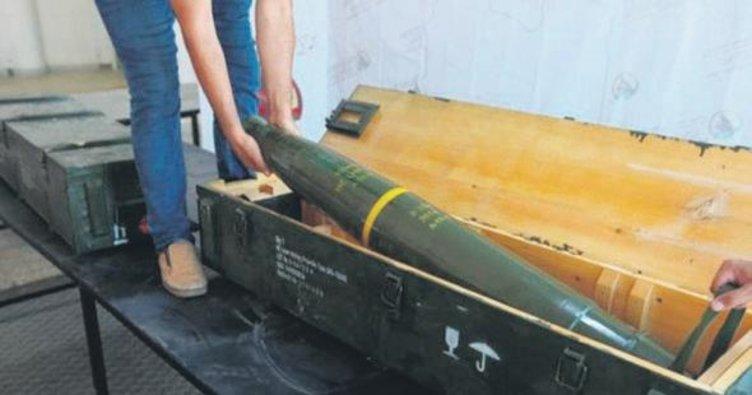 Fransanın füzeleri Libya'da çıktı