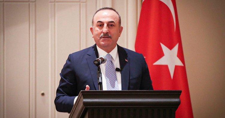 Mevlüt Çavuşoğlu, Emre Belözoğlu ile görüştü
