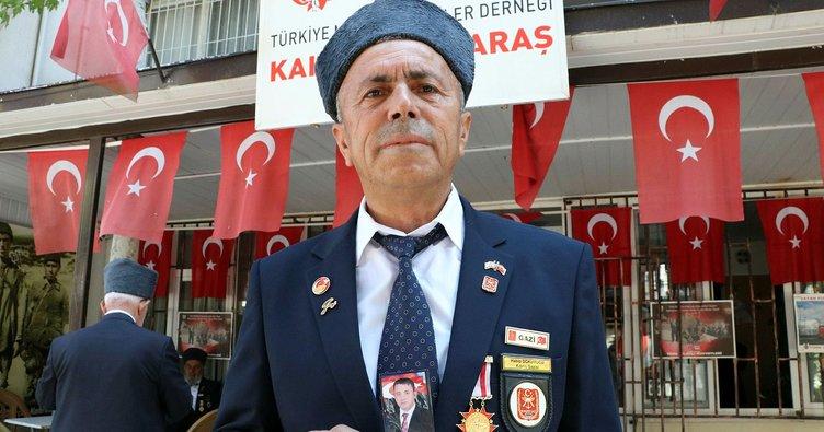 Beşiktaş şehidinin babasından saldırının failini yakalayan güvenlik güçlerine teşekkür