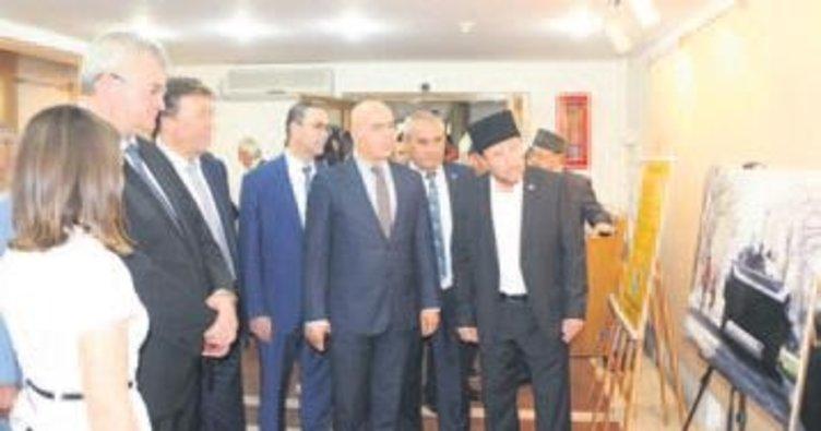 Kırım'a Kırıkkale Gazi Külliyesi