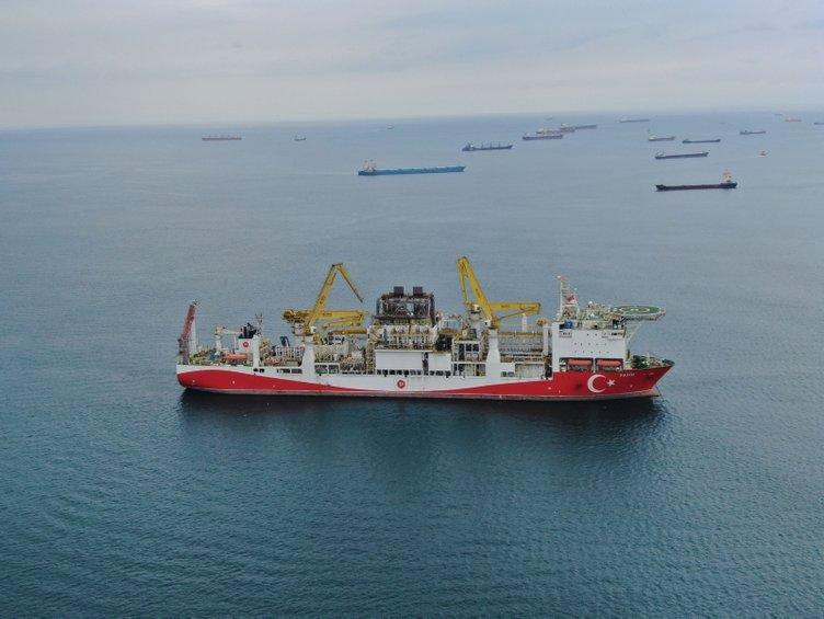 Platform söküldü: 'Fatih' sondaj gemisi harekete hazır