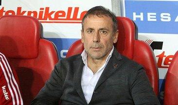 Trabzonspor'da Abdullah Avcı tamam sıra Newton'da