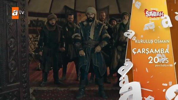 Kuruluş Osman 56. Bölüm 3.Fragmanı yayınlandı.