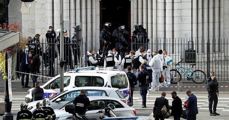 Nice'te kilisede yaşanan terör saldırısının detayları açıklandı