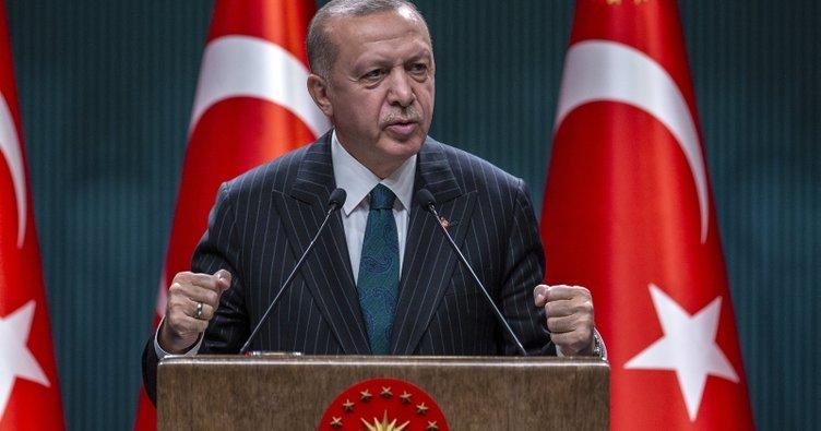 Başkan Erdoğan Kabineyi topladı: Fahiş fiyat ve kovid salgını masada