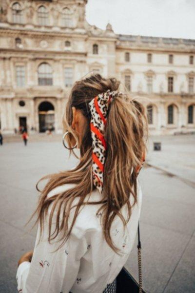 En güzel saç aksesuarları