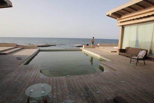 Hannibal Kaddafi'nin evi