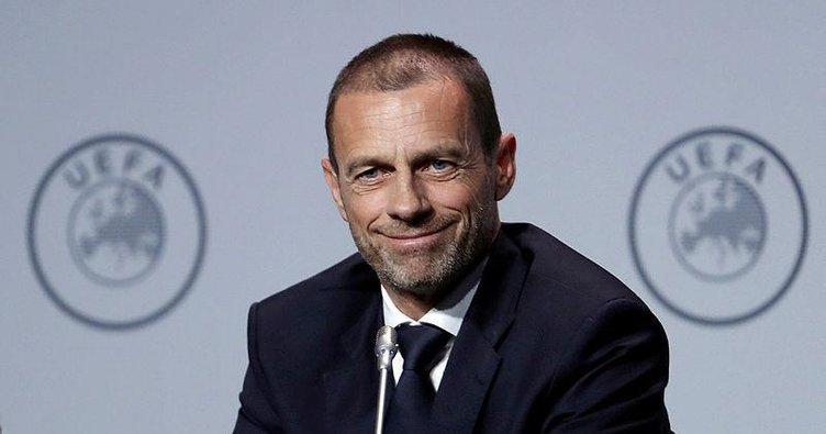 Ceferin'den EURO 2020 için iddialı sözler!