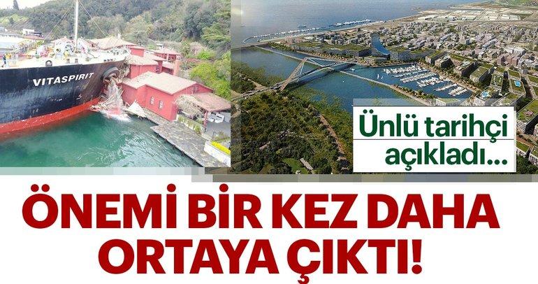 Tarihçi İlber Ortaylı'dan Boğaz'daki Hekimbaşı Salih Efendi Yalısı kazası yorumu
