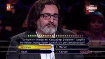 Kim Milyoner Olmak İster?'de sorulan soru Kayseri için bakın nasıl avantaj oldu!