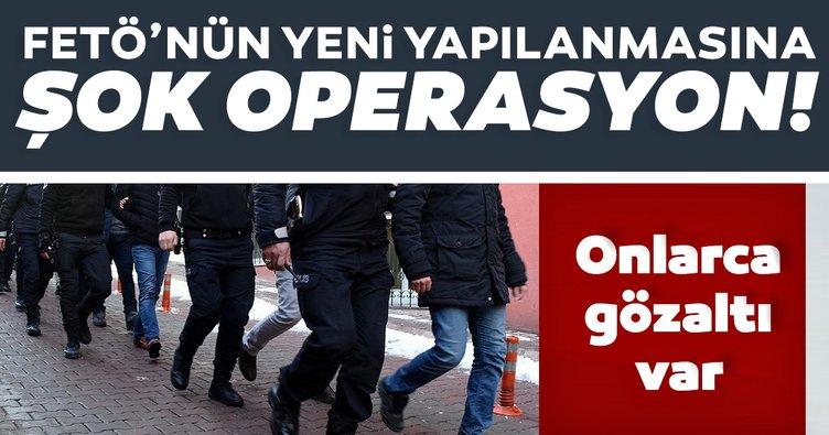 Son dakika: FETÖ'nün güncel öğrenci yapılanmasına operasyon: 39 gözaltı