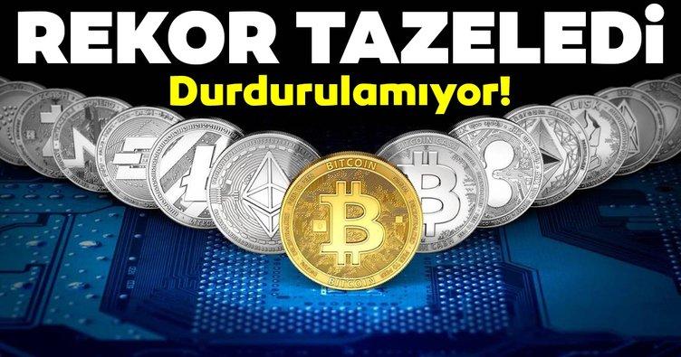 Bitcoin 11 bin 500 dolar düzeyine yaklaştı