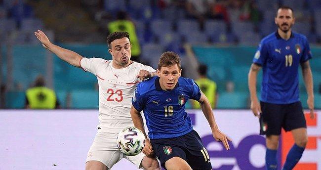 İtalya, EURO 2020'den gruptan çıkmayı garantiledi!