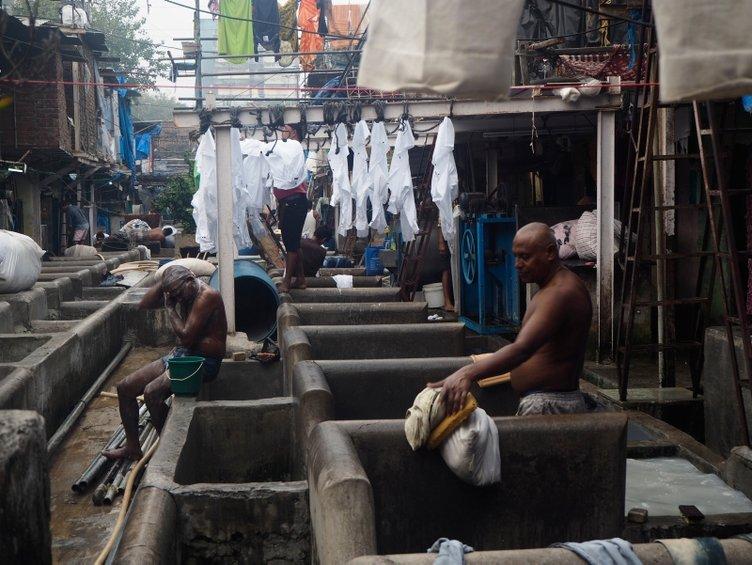 Dünyanın en büyük çamaşırhanesi 140 yıldır faaliyette