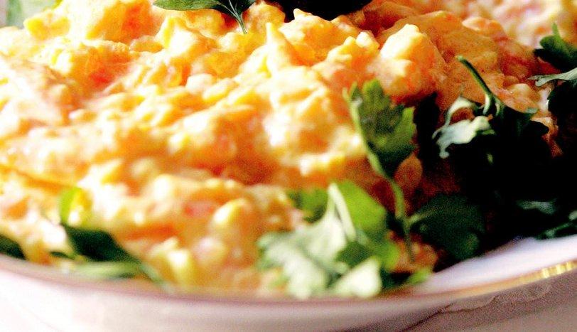 Mayonezli Havuç Salatası