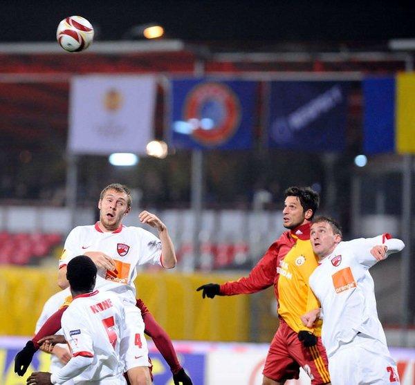 Dinamo Bükreş - Galatasaray