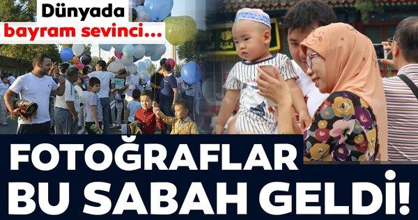 İslam dünyasında bayram sevinci!