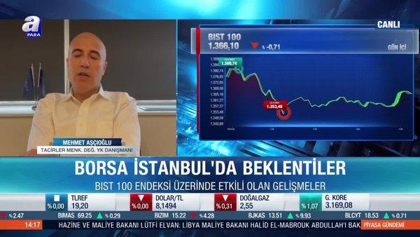 Mehmet Aşçıoğlu: Kripto paralar borsa için risk