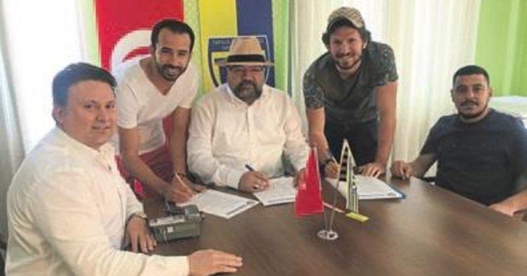 Tarsus İdmanyurdu 3 futbolcu transfer etti