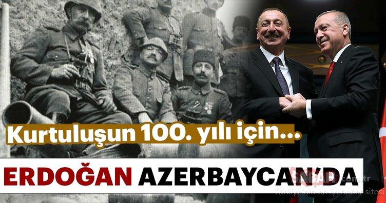 Bakü'nün kurtuluşunun 100. yıl dönümü