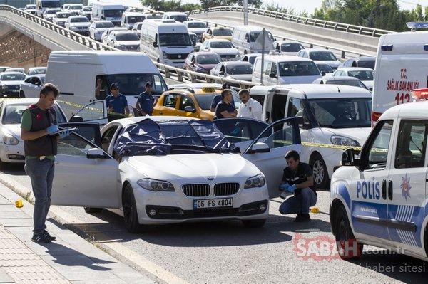ATO Meclis üyesine silahlı saldırı