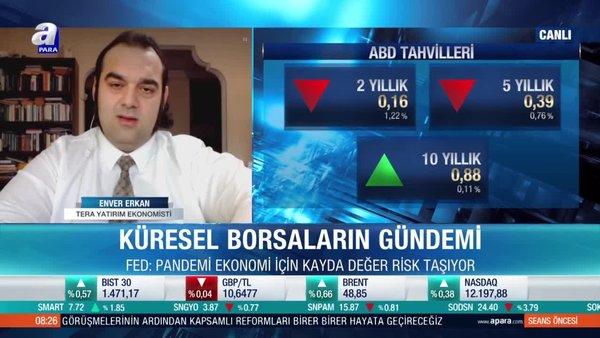 Enver Erkan: Fed daha erken bir şekilde piyasalarda aktif bir rol üstlenebilir