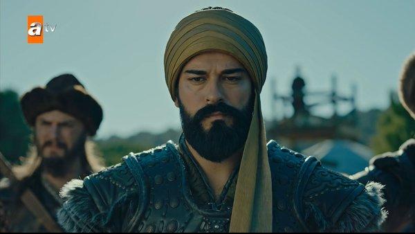 Osman Bey ve Turgut Alp yüzleşmesinde gerilim yükseldi