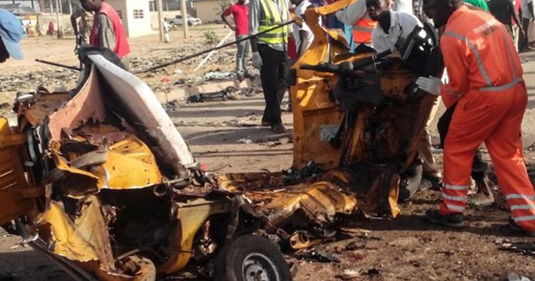 Nijerya'da kiliyese silahlı saldırı: 11 ölü