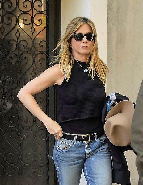 Brad Pitt ve eski eşi Jennifer Aniston hakkında şok iddia!