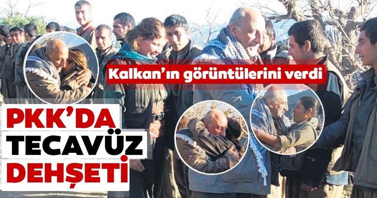 Son dakika haberi: PKK'da tecavüz dehşeti