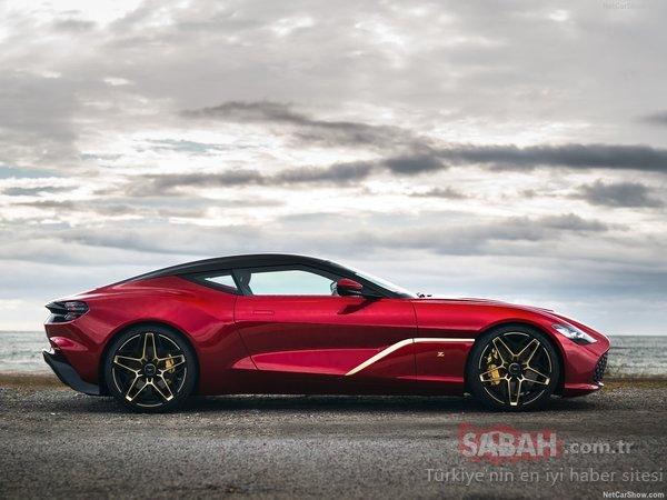 Aston Martin DBS GT Zagato ve DB4 GT Zagato ortaya çıktı! İşte Aston Martin'in yeni canavarları