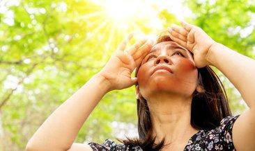 Güneşle gelen cilt lekelerine dikkat