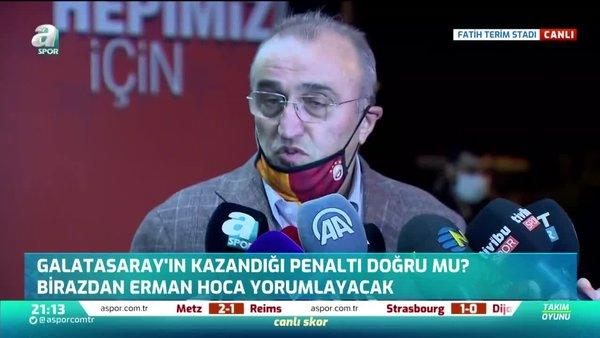 Galatasaray 2. Başkanı Abdurrahim Albayrak'tan transfer sözleri!