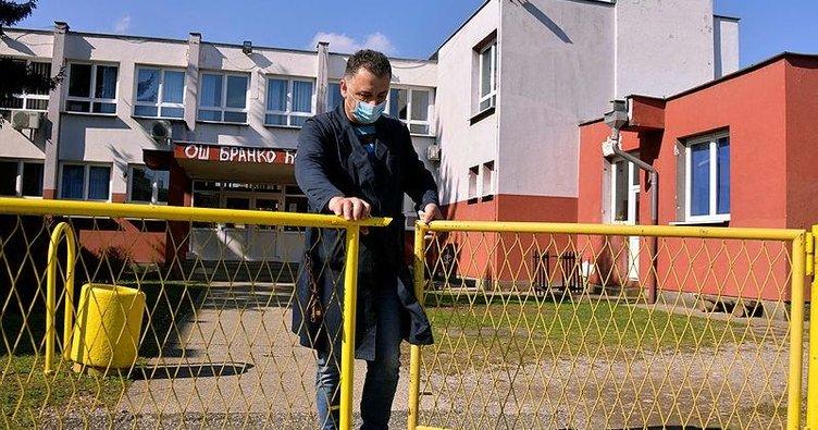 Bosna Hersek'e de sıçradı