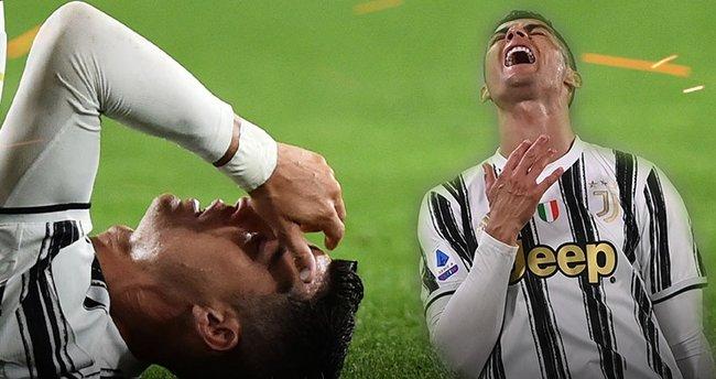 İtalyan basını Ronaldo'yu yerden yere vurdu! Artık yeterli değil...