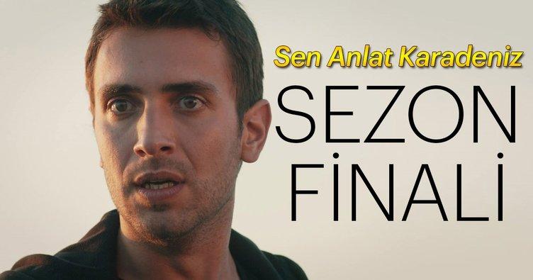 Sen Anlat Karadeniz 21. sezon finali bölümü 2. fragmanı yayınlandı - SAK yeni bölüm ikinci fragmanı izle
