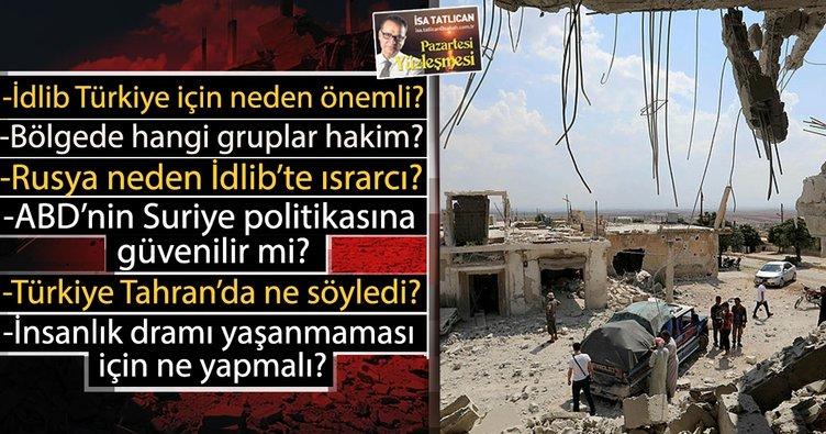 Doç. Dr. Hasan Basri Yalçın: Erdoğan Tahran'da insanlığın sesi oldu