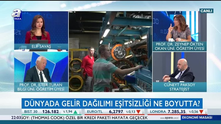 Ekonomi Masası | 24.09.2019