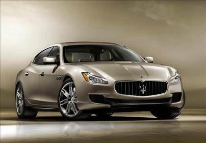 Maserati Quattroporte (2013)