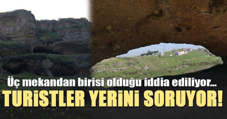 Samsun'da ıslık çalan mağara