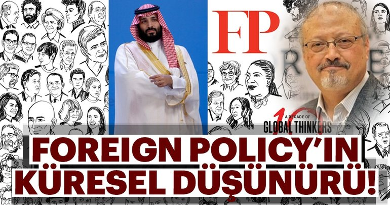 Foreign Policy dergisi yılın düşünürü olarak bakın kimi seçti