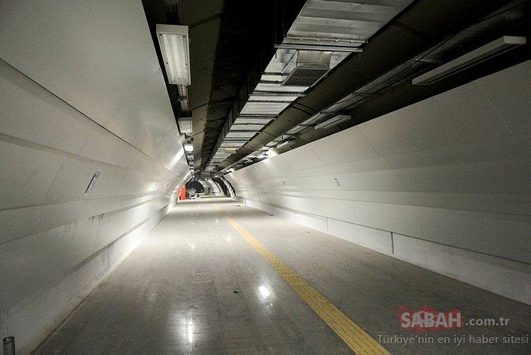Mecidiyeköy Mahmutbey metro durakları: Mahmutbey Mecidiyeköy metro hattı durak güzergahı nedir? M7 metrosu nerelerden geçiyor?