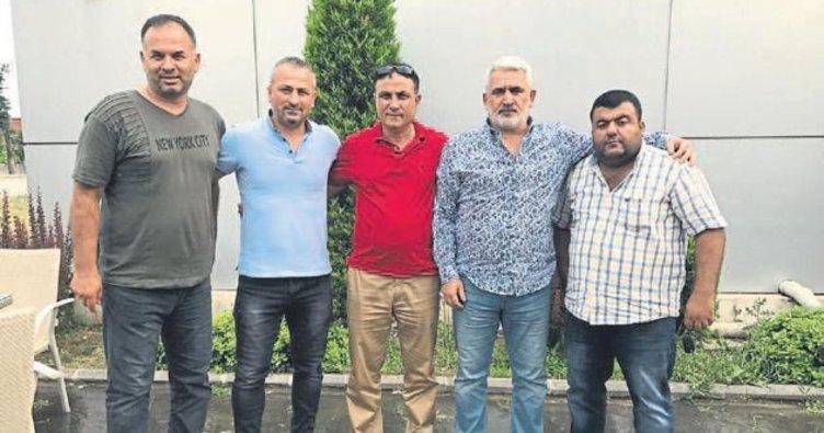 Uzunca Kadirli Demirspor'da UZUN yıllar Adana Demirspor forması