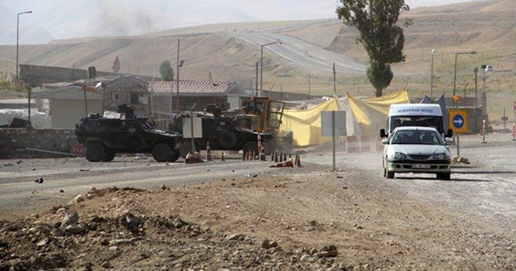 TSK: Şırnak'ta bombalı araç imha edildi, 2 terörist öldürüldü